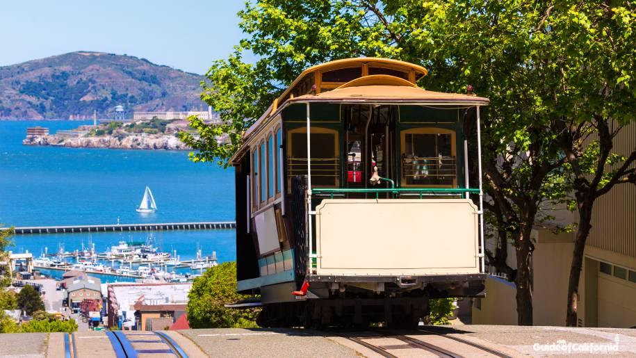 Things to see in San Francisco-Cable Cars
