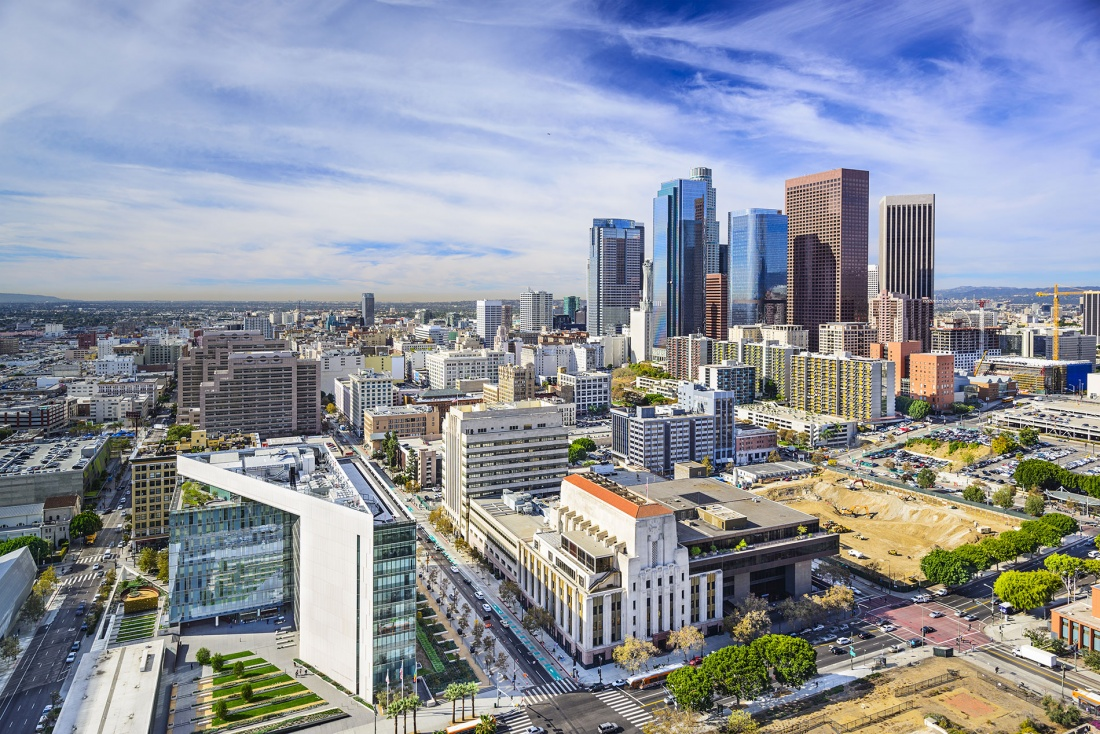 Downtown Los Angeles Image