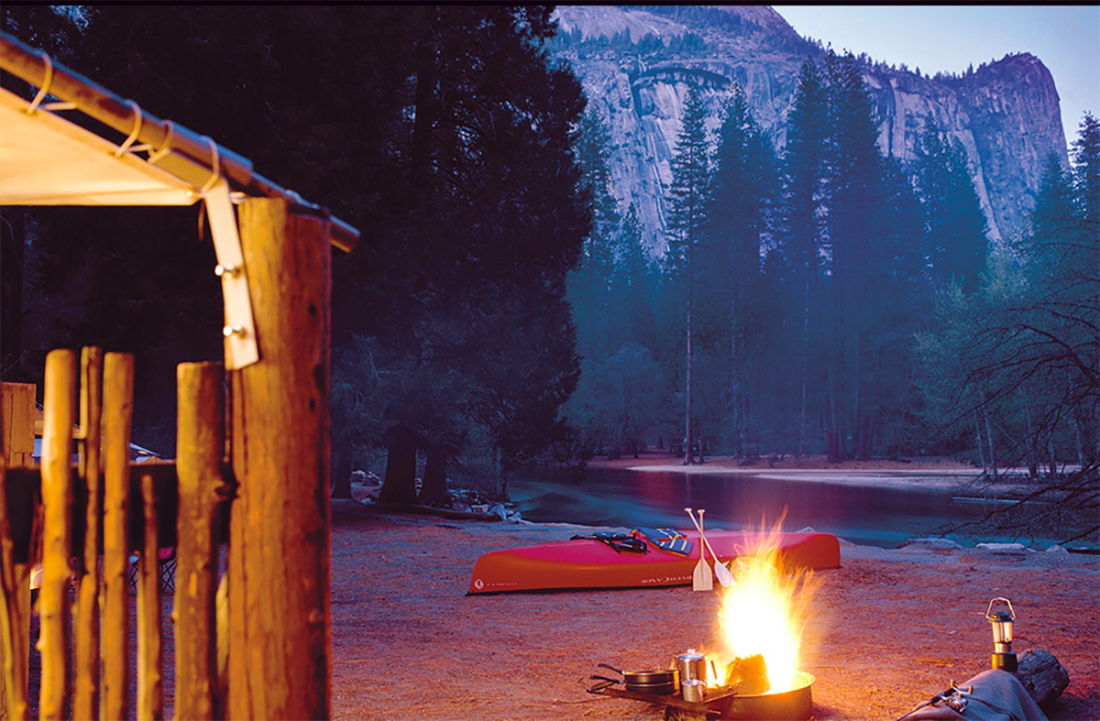 Where to Stay in Yosemite National Park Image